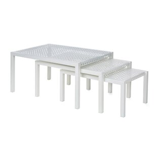 3 Piece Nesting Tables by Best Desu, Inc.