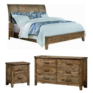 Burleigh Platform Configurable Bedroom Set