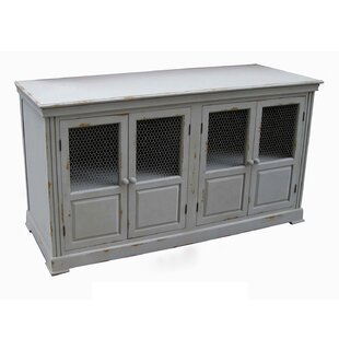 Bon Paredes Chicken Wire Sideboard