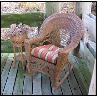 Camacho Rocking Chair with Cushion