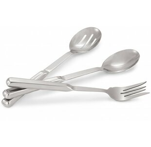Bakers & Chefs Stainless Steel Buffet Ware Utensil Set (Set of 3)