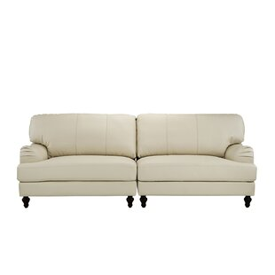 Shop Boell Convertible 2 Piece Leather Sofa by House of Hampton
