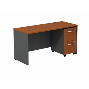 Series C Desk by Bush Business Furniture Wonderful