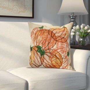 Miller Pumpkin Pie Throw Pillow