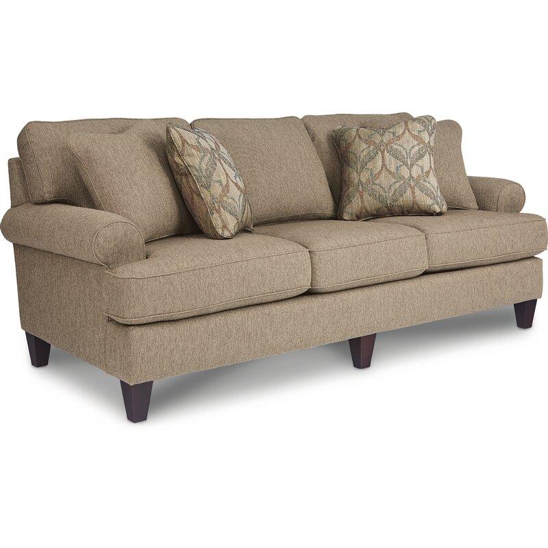 La Z Boy Porter 89 Premier Sofa Wayfair