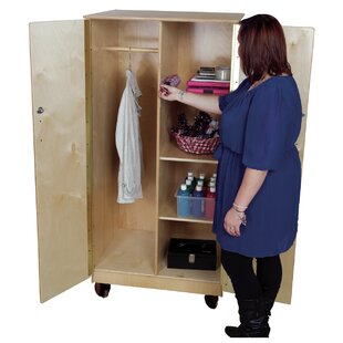 Contender Teacher's Classroom Cabinet by Wood Designs