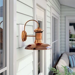 Labelle Park LED Outdoor Barn Light by Be..