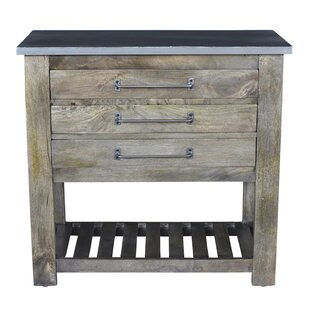 Clayton End Table by Longshore Tides