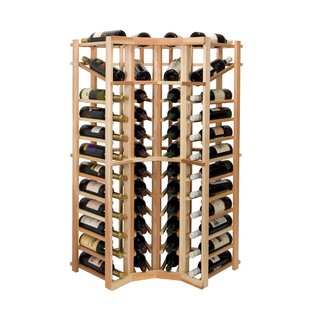 Vintner Series 44 Bottle Floor Wine Rack Discount