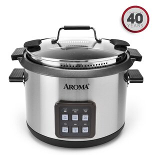 6 Qt. Pasta and Rice Cooker