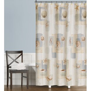 Bayside Shower Curtain by Saturday Knight, LTD