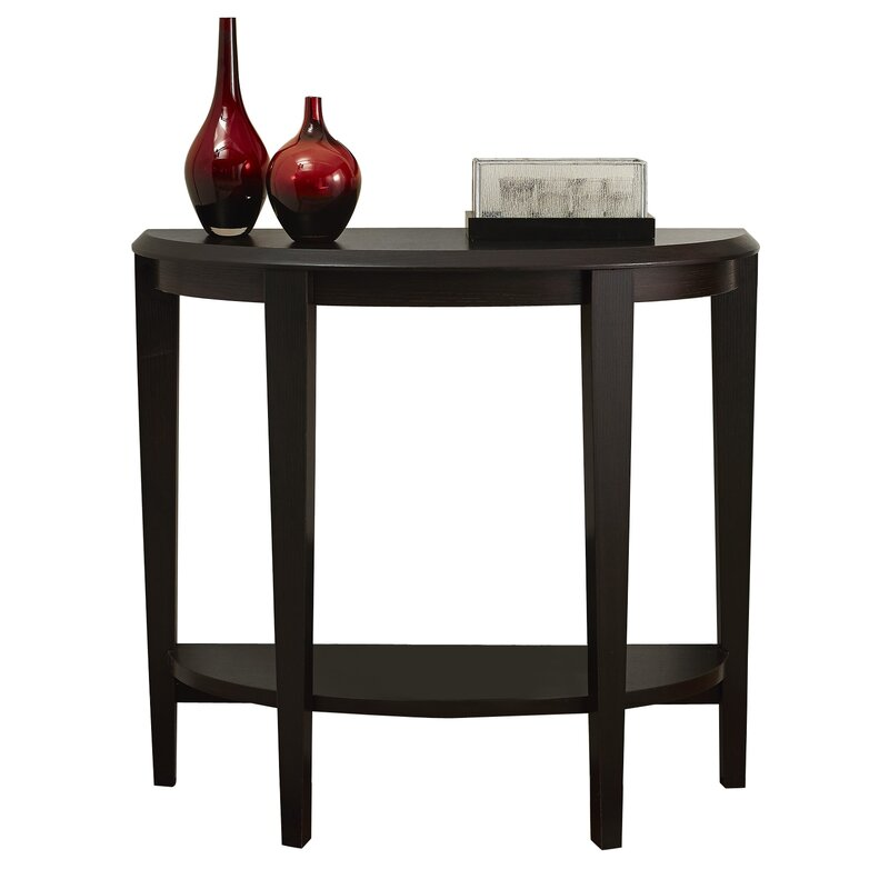 Beau Blakeway Half Moon Console Table