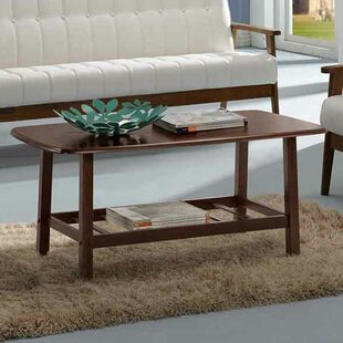Bianco Coffee Table George Oliver