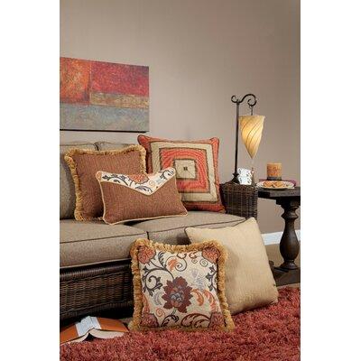 Korbin Small Indoor/Outdoor Throw Pillow by Alcott Hill Discount