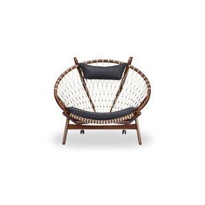 Deloris Papasan Chair by Bungalow Rose