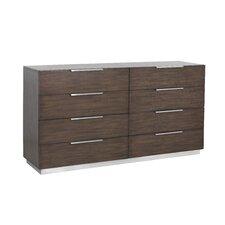 Konrad 8 Drawer Dresser by Sunpan Modern