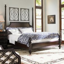 Royal Kahala Four poster Bed by Tommy Bahama Home