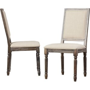 French Country Kitchen  Dining Chairs Youll Love Wayfair - French country kitchen chairs