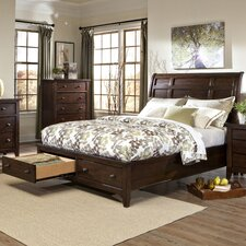 Justine Platform Bed by Imagio Home by Intercon
