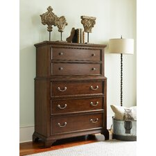 Upstate 5 Drawer Standard Chest by Rachael Ray Home by Legacy Classic