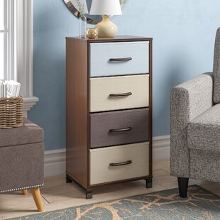 Comparison Storage Stand 4 Drawer Accent Chest By Rebrilliant