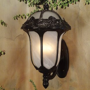 Special Lite Products Rose Garden 3-Light Outdoor Sconce