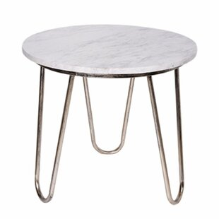 Chanelle End Table by Everly Quinn