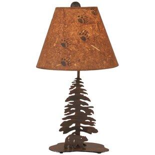 Coast Lamp Mfg. Rustic Living 21.5