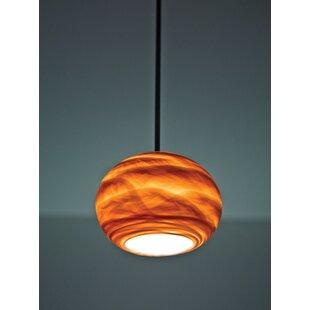 Lapointe 1-Light Globe Pendant by Bloomsbury Market
