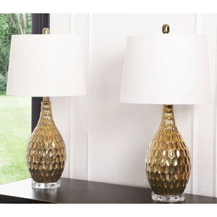 Brannigan 27 Table Lamp Set (Set Of 2) by Wrought Studio Purchase