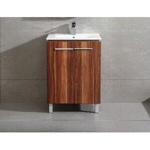 "Briceno 24"" Single Bathroom Vanity Set"