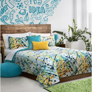 Lintz Splash Coverlet Set