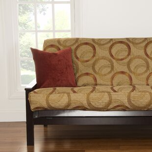 Armenta Box Cushion Futon Slipcover by Latitude Run