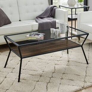 Howell Coffee Table by Williston Forge