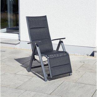 Pomerleau Reclining Sun Lounger By Sol 72 Outdoor