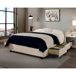 Ivy Bronx Snellville Upholstered Storage Platform Bed