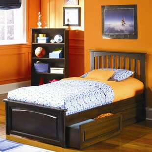 Find Arkwright Platform Bed with Drawers By Andover Mills