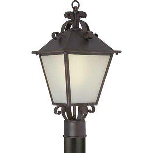 Three Posts Rockmill 1-Light Lantern Head