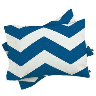 Chevron Pillowcase by East Urban Home New Design