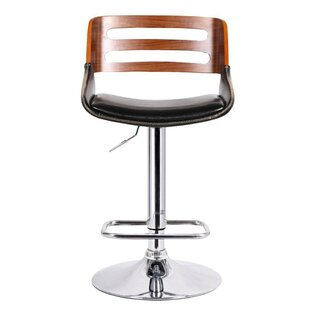 Lanesborough Adjustable Height Bar Stool by George Oliver