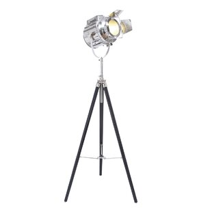 Hollywood Studio Director's 66 Tripod Floor Lamp by EC World Imports