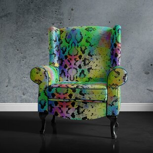 Herrera Wingback Chair By Happy Larry