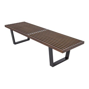 Inwood Wood Bench by Leisu..