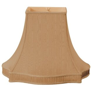 Purchase 16 Silk/Shantung Bell Lamp Shade By Alcott Hill