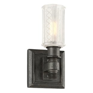 Darin 1-Light Bath Sconce by 17 Stories