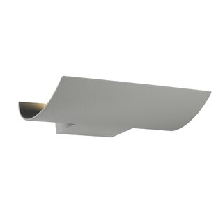 Stokely Arched 1-Light LED Outdoor Sconce by Orren Ellis