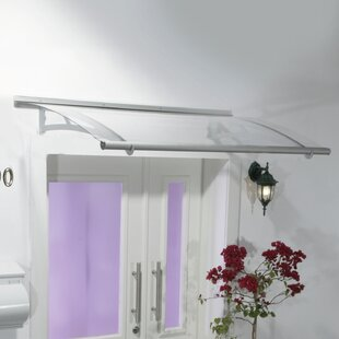 Palram Aquila™ 5 ft. W x 3 ft. D Door Awning