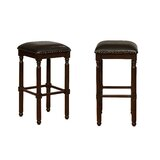 Friedell Bar & Counter Stool (Set of 2) by Charlton Home®