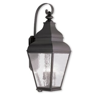 Southport 4-Light Outdoor Wall Lantern by..