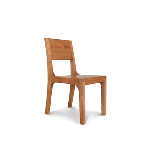 Segovia Solid Wood Dining Chair by Masaya..